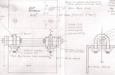 Fork Vise Plan Image
