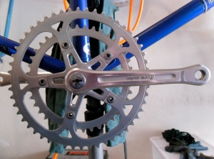 Sugino Super Maxy Cranks